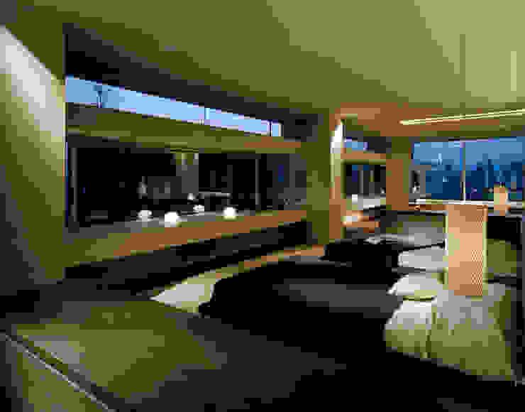 森裕建築設計事務所 / Mori Architect Office Modern style bedroom