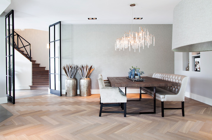 Wood Creations Living room
