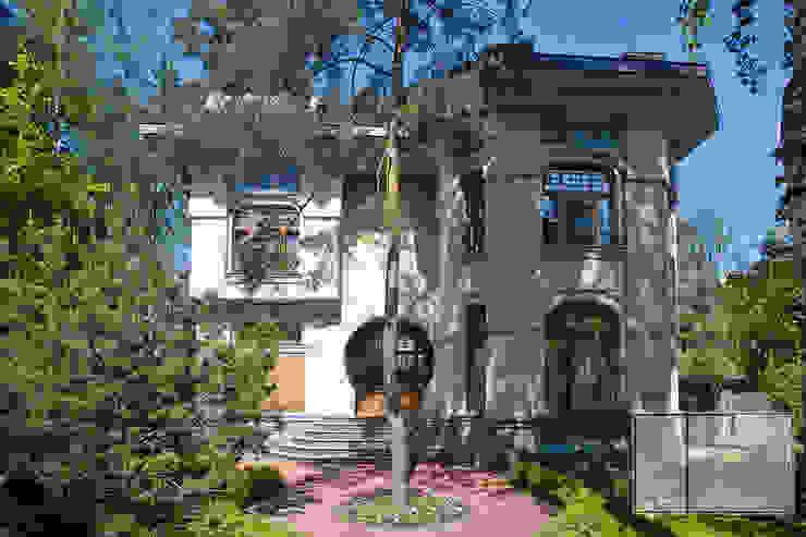 Архитектурная Мастерская Георгия Пряничникова Modern houses