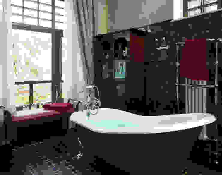 Salle de bain moderne par Архитектурная Мастерская Георгия Пряничникова Moderne