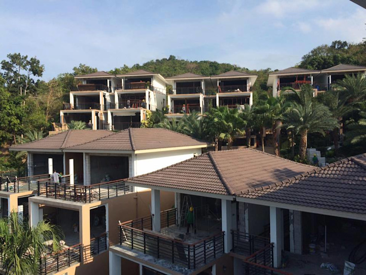 Renovate Mantra Samui Resort โดย บริษัท เอสพี คอนสตรัคชั่น สมุย จำกัด