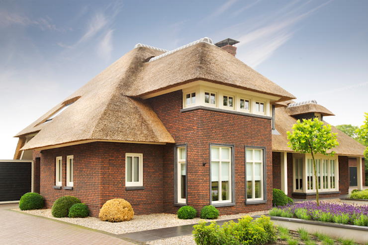 landhuis-riet-arceau-architecten van Arceau Architecten B.V.