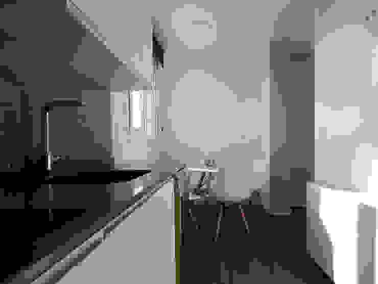 Cocinas de estilo  por Casas Cube,