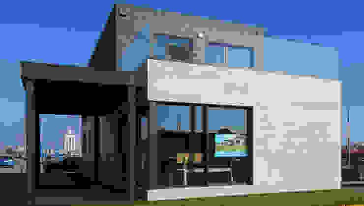 Casa prefabricada Cube 175 - Exterior Casas Cube Casas de estilo moderno