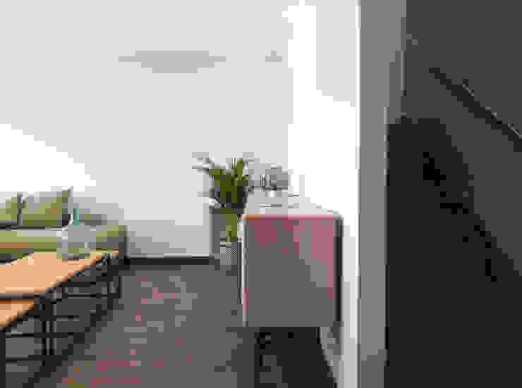 Modern living room by Casas Cube Modern