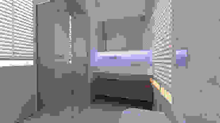 Studio Bianchi Architettura Baños de estilo minimalista