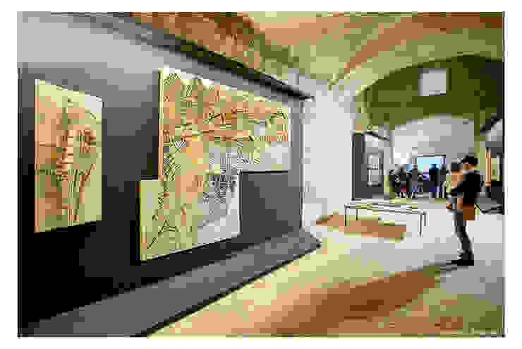 من Studio Bianchi Architettura ريفي