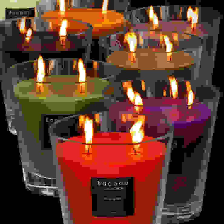 Baobab Candles van Wood Creations