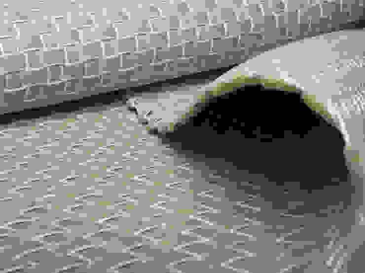 de Playdesign Moderno Textil Ámbar/Dorado