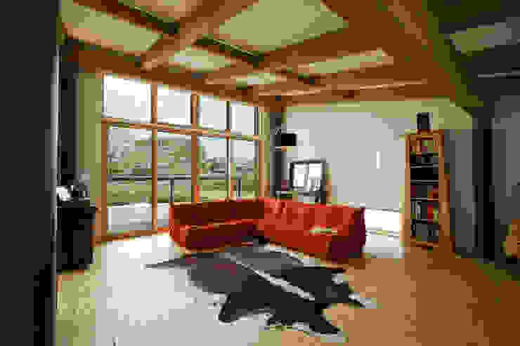 غرفة المعيشة تنفيذ Retool architecture,