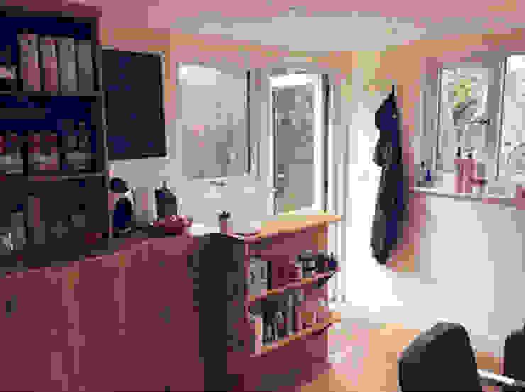 Garden Room Salon Miniature Manors Ltd Rumah Modern Kayu