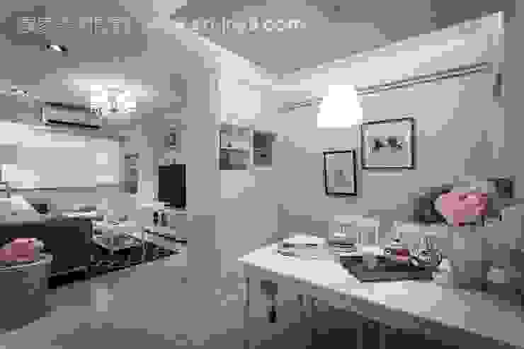 甜蜜輕古典 新莊舊翻新 根據 享家空間設計 古典風