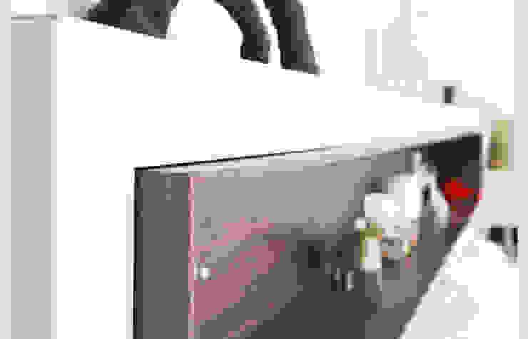 ATELIER FB 臥室床與床頭櫃