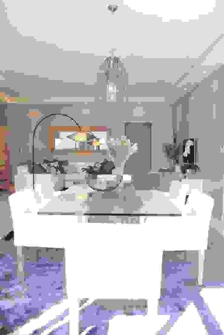Dining room Salomé Knijnenburg Interiors Modern dining room