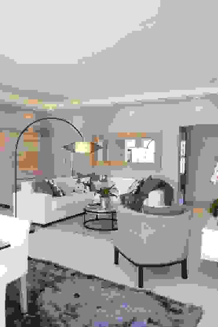 Lounge Salomé Knijnenburg Interiors Living room