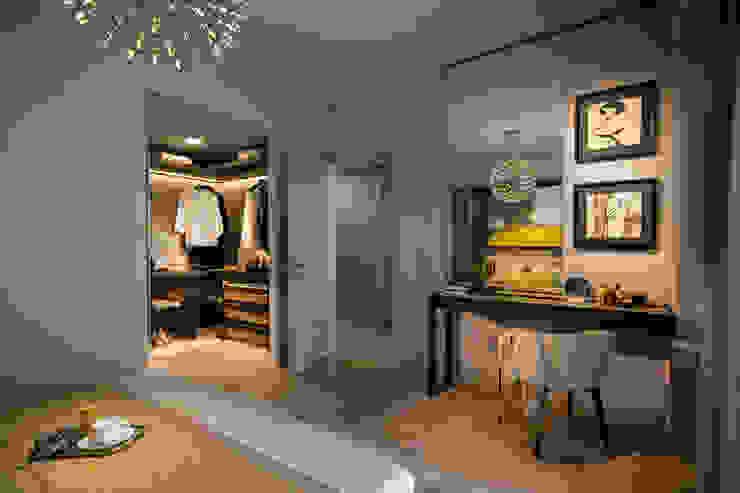 Ümit Okan Photography Modern style bedroom