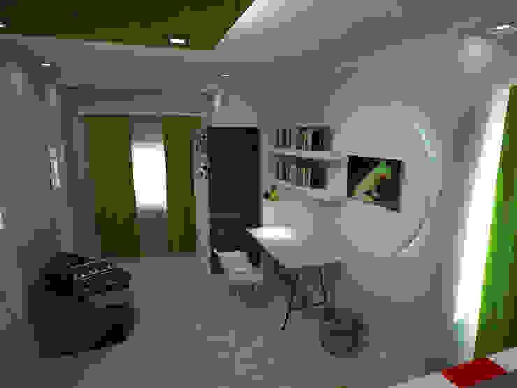 VİLLA İÇMİMARİ Modern Çocuk Odası Akay İç Mimarlık & Tasarım Modern