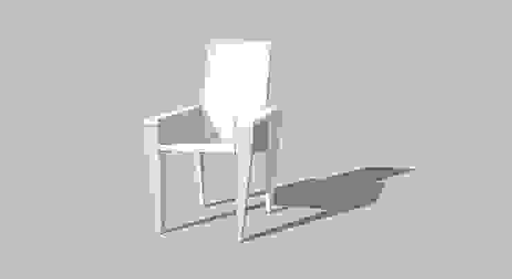 render van ontwerp: modern  door m van dijk, Modern