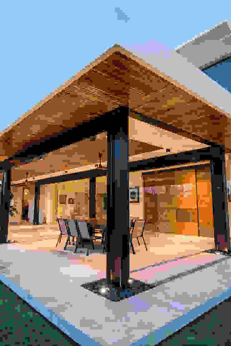 areas sociales Casas modernas de AMEC ARQUITECTURA Moderno