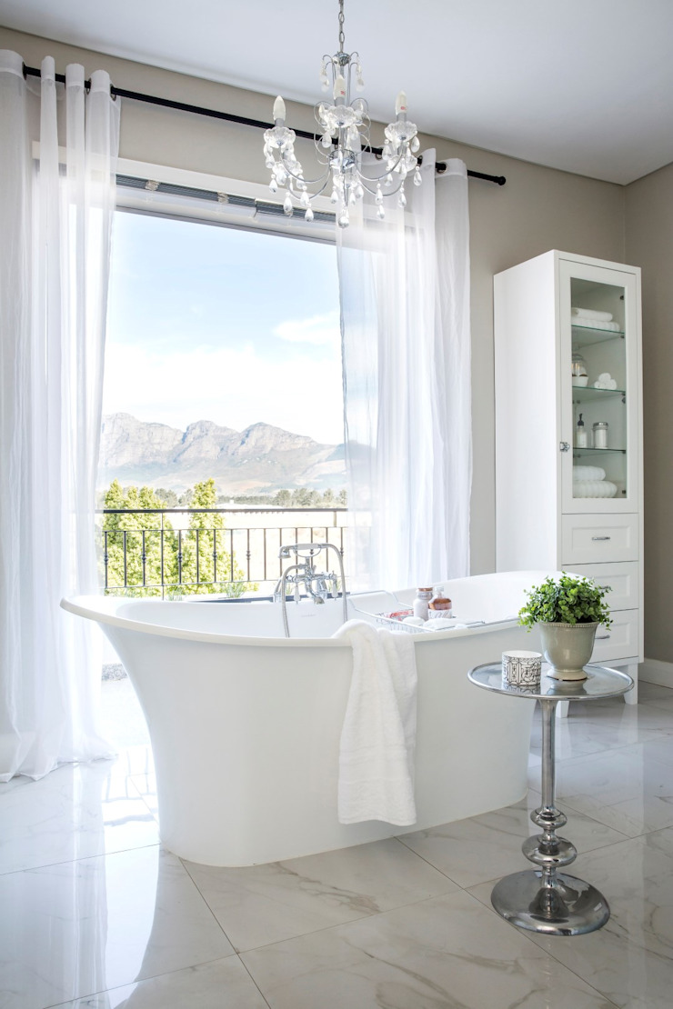 Bathroom Classic style bathroom by Salomé Knijnenburg Interiors Classic