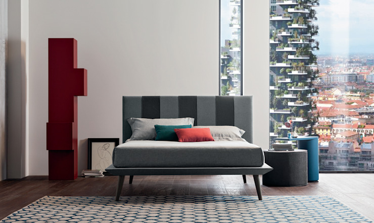OGGIONI - The Storage Bed Specialist BedroomBeds & headboards Textile