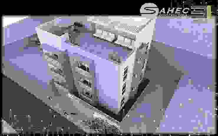 Edificio de Departamentos de TRES arquitectos
