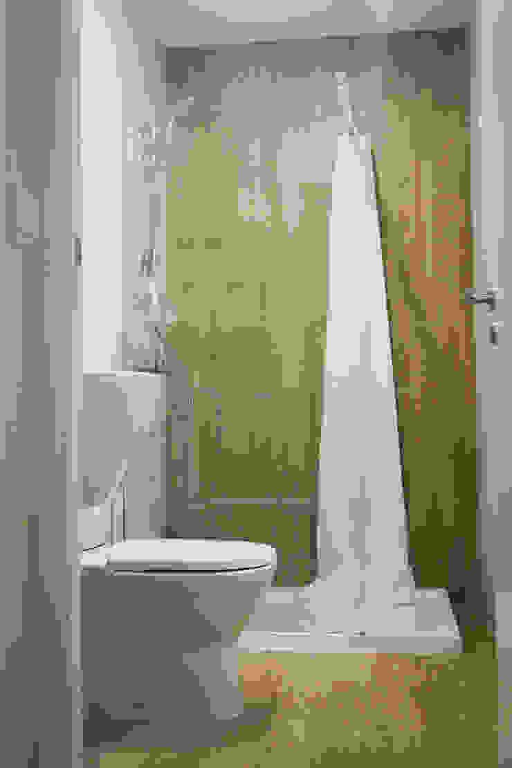 Casa da Barra Casas de banho mediterrânicas por Artglam - construção Mediterrânico