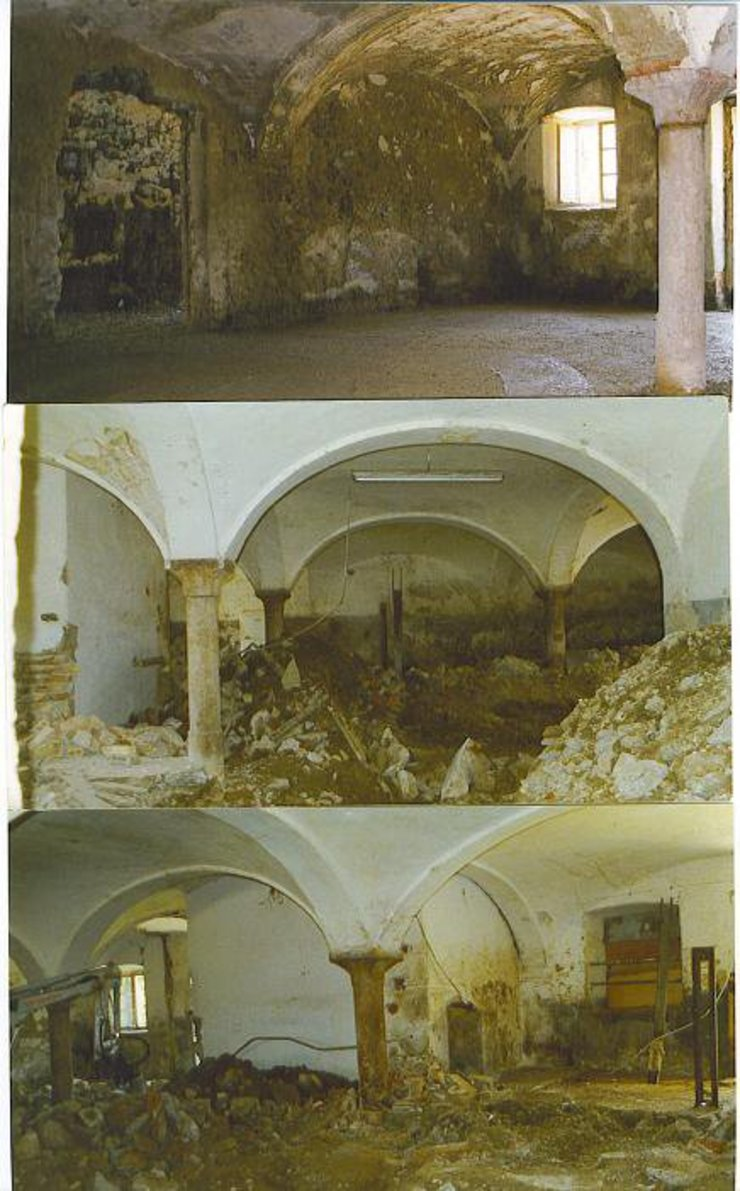 Restaurierung eines alten Gehöftes am Chiemsee CASA Santa Barbara