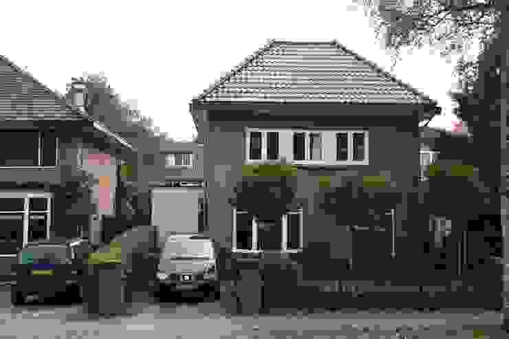 Verbouw en aanbouw jaren dertig woning Bilthoven Moderne huizen van Architectenbureau Jules Zwijsen Modern