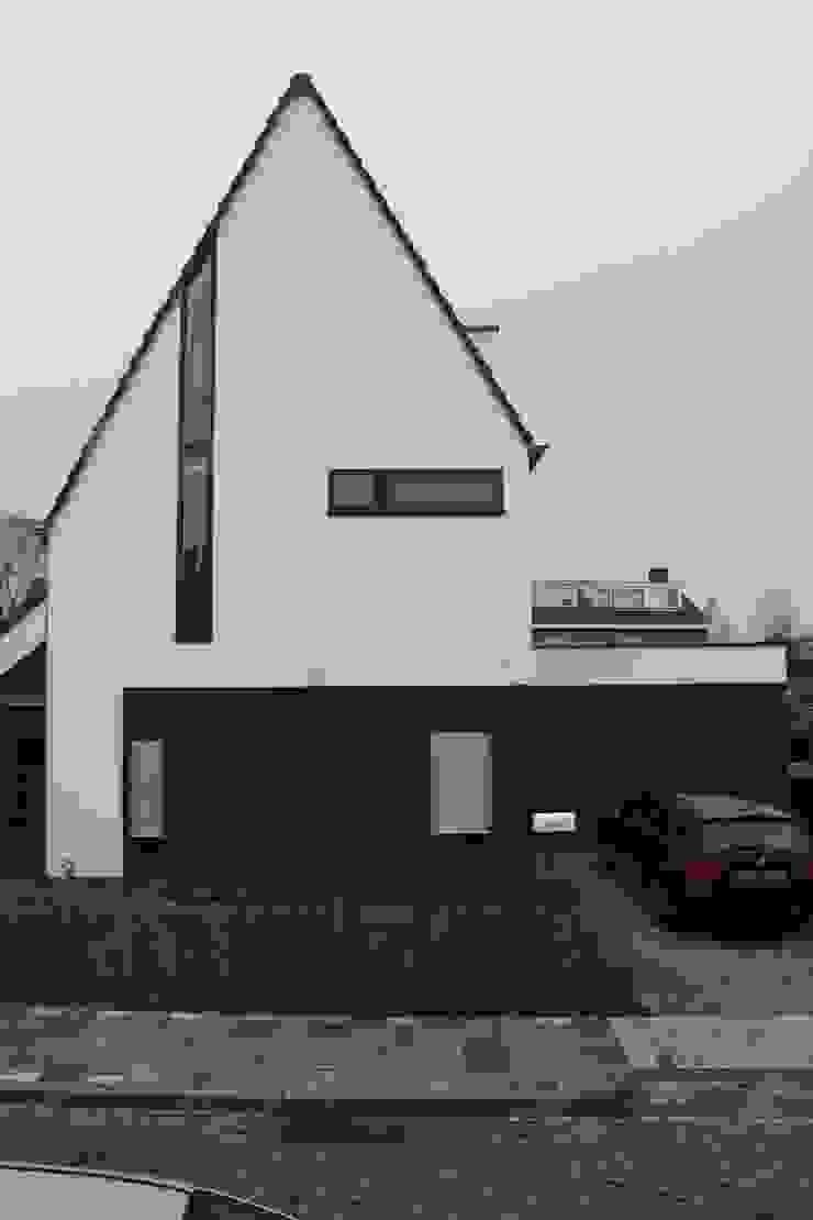 Villa in Vleuten Moderne huizen van Architectenbureau Jules Zwijsen Modern