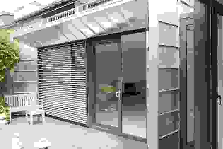 Windows  by Architectenbureau Jules Zwijsen