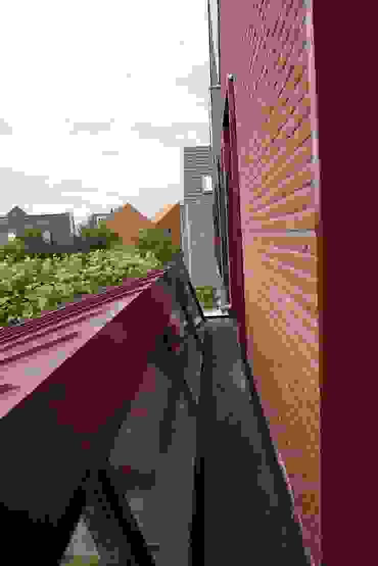Moderne Uitbouw Moderne ramen & deuren van Architectenbureau Jules Zwijsen Modern