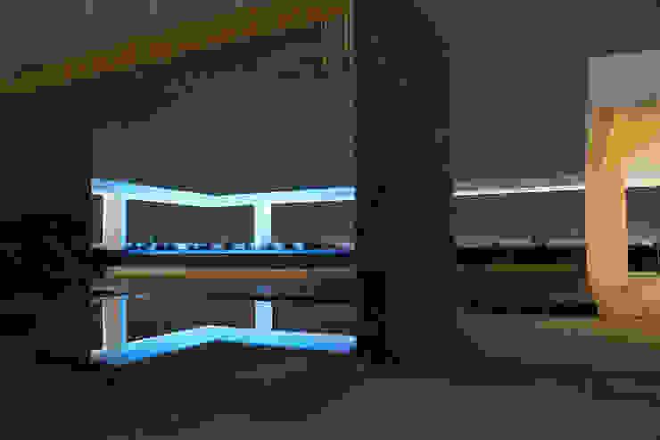 Casa Tunich Albercas modernas de Grupo Cerma Moderno