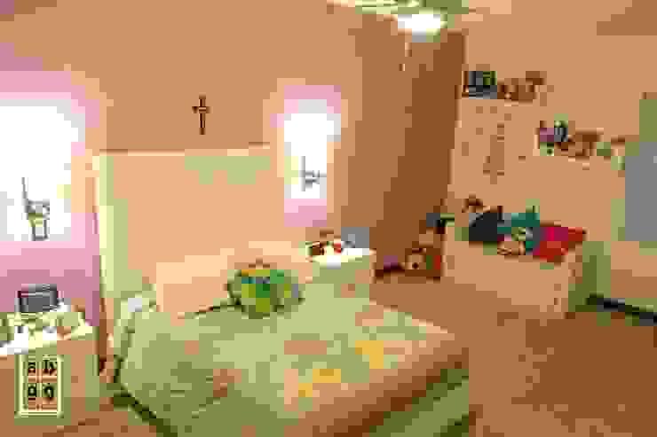 Dormitorios infantiles minimalistas de homify Minimalista