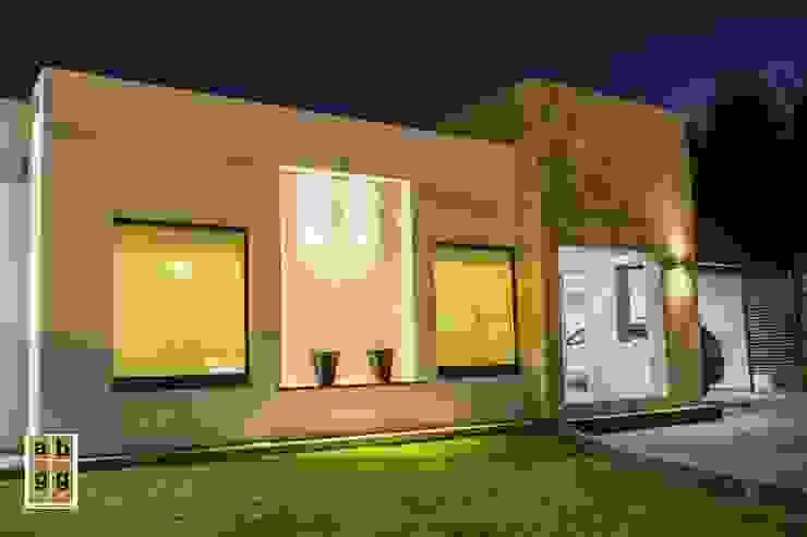 Casas de estilo  por Arq. Beatriz Gómez G.