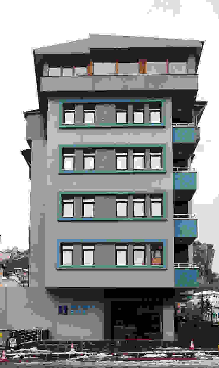 SEYMEN OTEL Modern Evler Bilgece Tasarım Modern