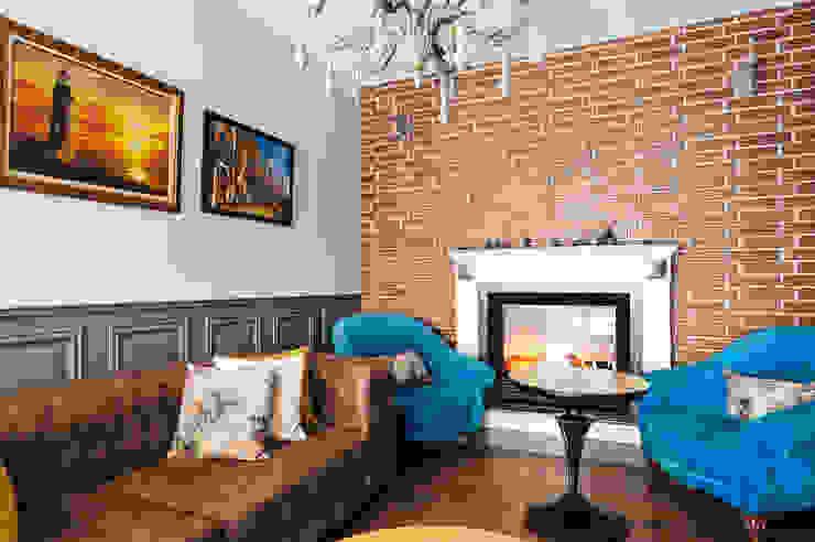 Modern Living Room by Bilgece Tasarım Modern