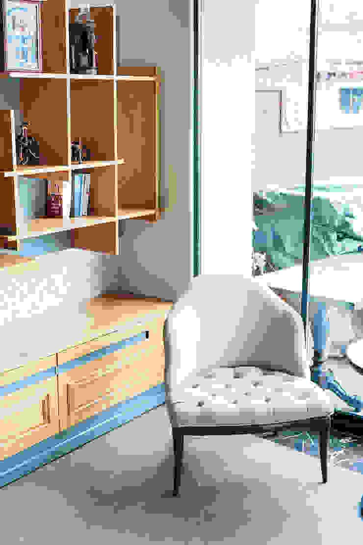 SEYMEN OTEL Modern Oturma Odası Bilgece Tasarım Modern