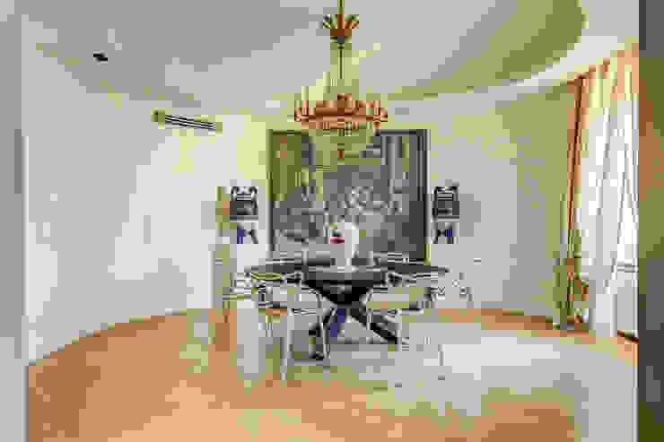 GERMANICO Sala da pranzo moderna di MOB ARCHITECTS Moderno