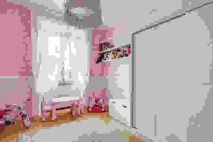 GERMANICO Camera da letto moderna di MOB ARCHITECTS Moderno