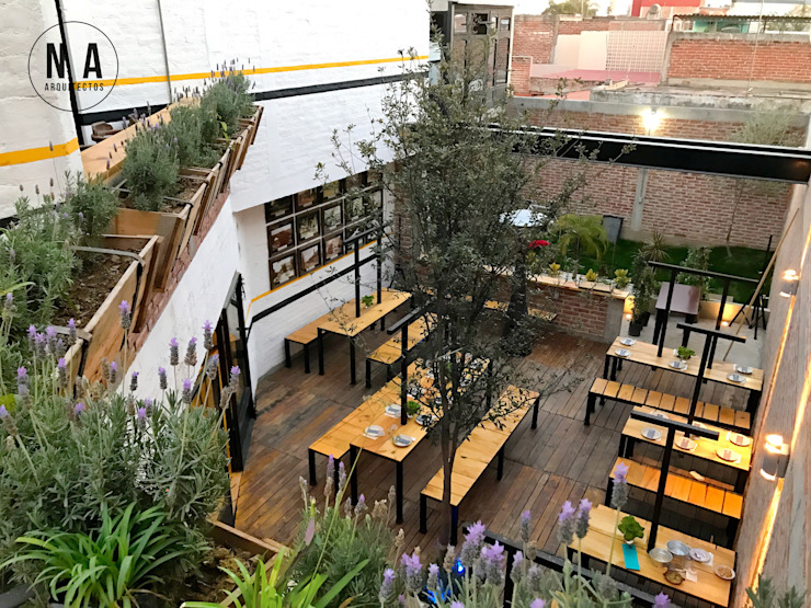 by NA Arquitectos Industrial