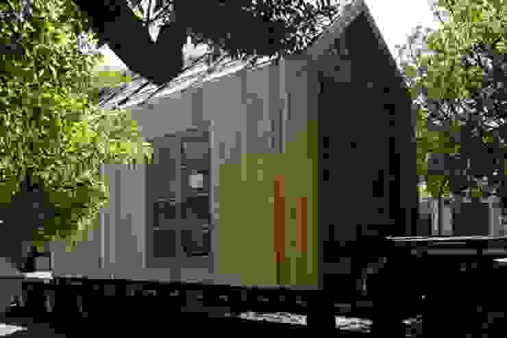 Greenpods 18+ modular timber pod house.:   by Greenpods