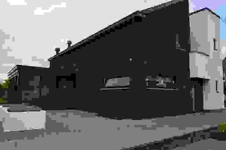 Villa nieuwbouw ontwerp en inrichting incl maatwerk meubilair ontwerp en oplevering. van Studio Interio
