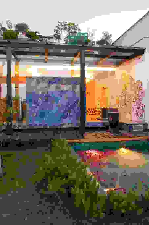 Verma Residence Modern houses by Untitled Design Modern