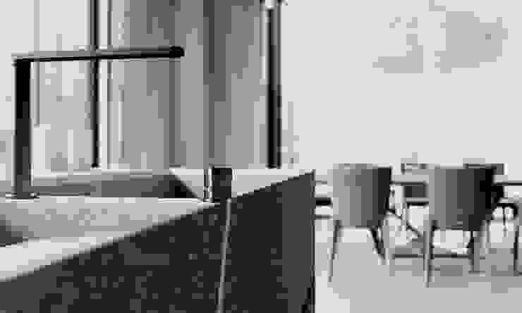 mutfak02 Modern Oturma Odası GN İÇ MİMARLIK OFİSİ Modern