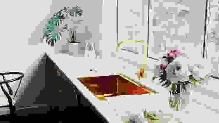 Modern Kitchen by GN İÇ MİMARLIK OFİSİ Modern