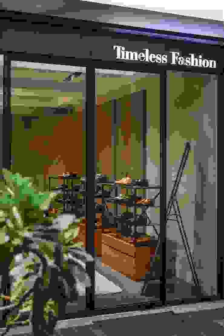Timeless Fashion 現代工業闡述工藝精神 根據 Luova 創研俬.集 現代風