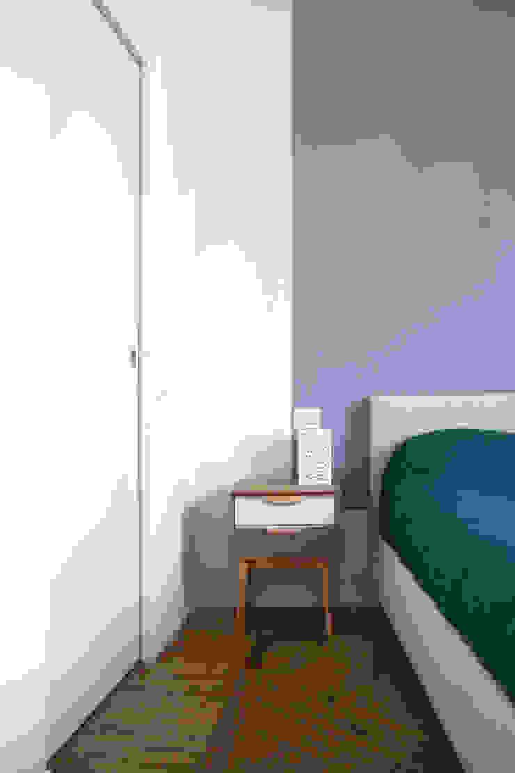Atelier delle Verdure Scandinavian style bedroom