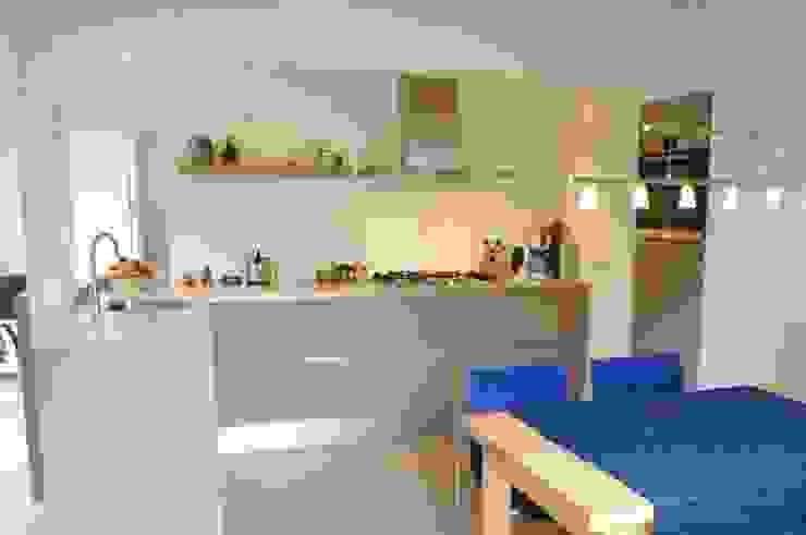 nieuwe keukenindeling. Moderne keukens van Brenda van der Laan interieurarchitect BNI Modern Hout Hout