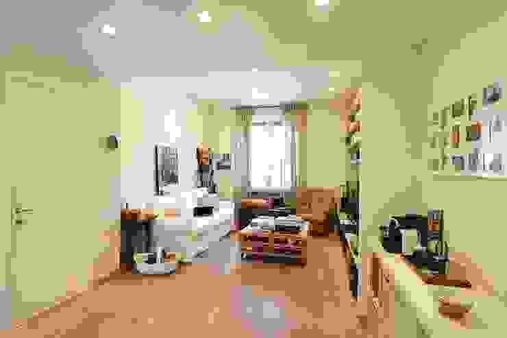Moderne woonkamers van Architetto De Grandi Modern